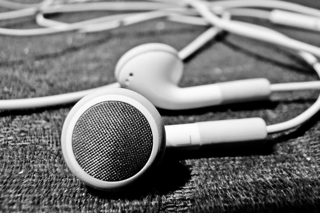 White Headphones
