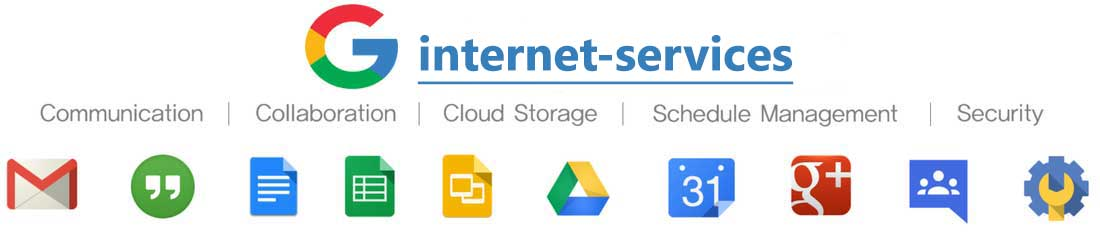 google-services-internet-services